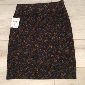 NWT LuLaRoe Cassie Skirt Large